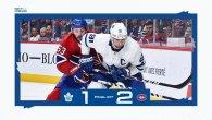 Game 56: Toronto Maple Leafs @ Montreal Canadiens ( OTL 2-1)