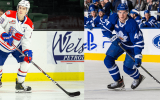 Maple Leafs Sign Filip Kral and Kristians Rubins