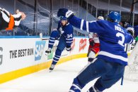 Blue Jackets vs Maple Leafs: Game 2 (W 0-3)