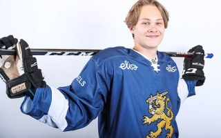 Maple Leafs Select Roni Hirvonen at 59th Overall