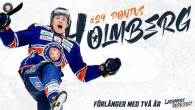 Maple Leafs Sign Pontus Holmberg to Entry Level Contract