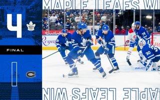 Pre-Season Game 1: Montreal Canadiens @ Toronto Maple Leafs