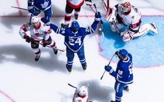 Game 3: Ottawa Senators @ Toronto Maple Leafs