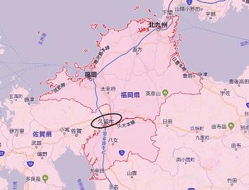 Ikyusan Ramen-map of Kurumi