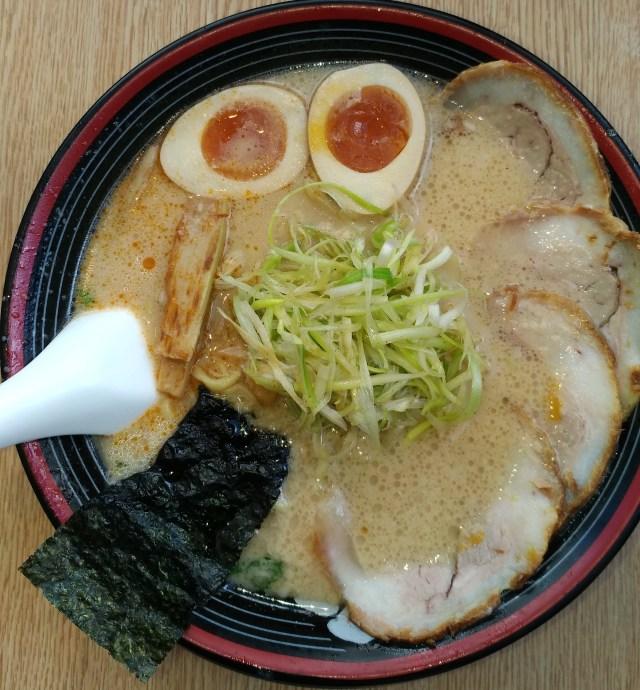 屯京拉麵 之超值東京豚骨拉麵