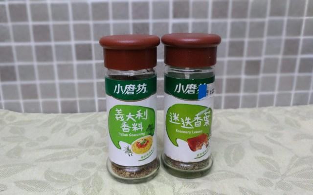 迷迭香烤雞胸肉使用的香料