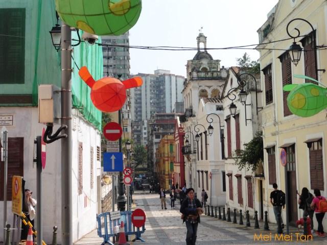 Travel-Macao-Calçada da Igreja de S. Lázaro-Street-1-20180210