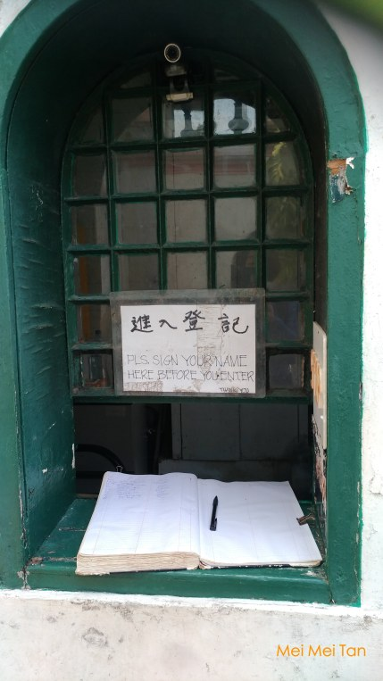 Travel-Macao-Historic Center of Macao-Caasa Garden Registration-20180210