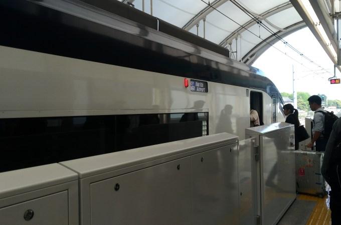 成田機場/羽田場交通~往返成田機場最便宜的電車、PASMO&東京地鐵券~2018實戰