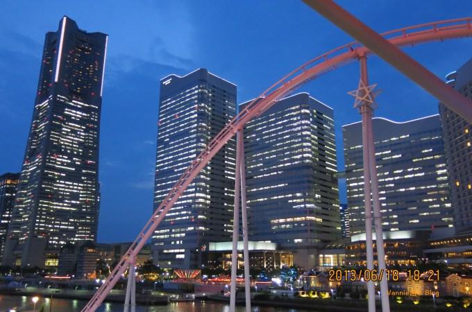 東京飯店享受浪漫夜景,竟然只要3000多台幣也可以!