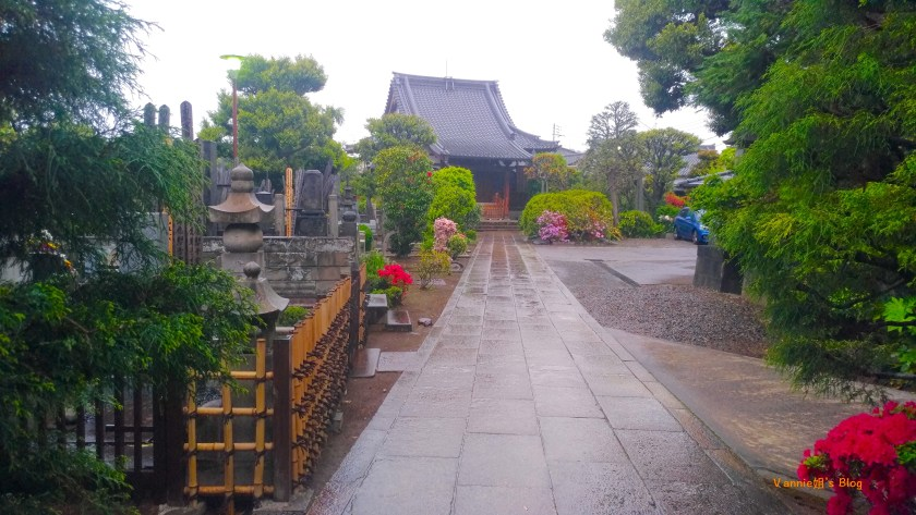 東京 谷中銀座 往日暮里車站途中會經過幾座寺院