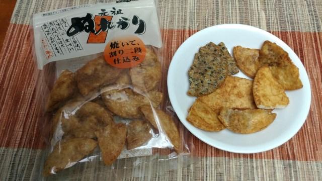 tokyo-sugamo-fujichi senbei-senbei
