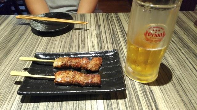 古記雞遼寧街本店鹽味串燒牛肉
