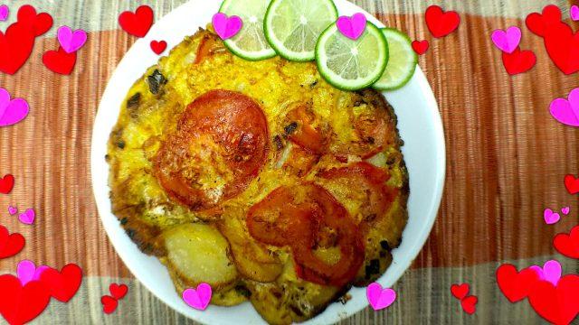番茄版西班牙烘蛋