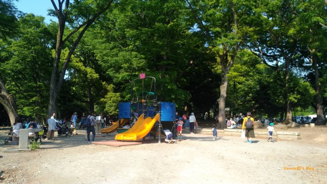 Tokyo-Ueno-Ueno Koen-Playground-20180420