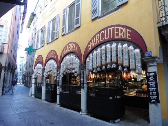 盧加諾 Gabbani起司店