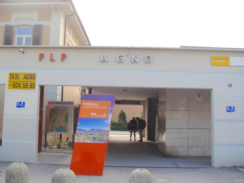 盧加諾 FLP-AGNO車站
