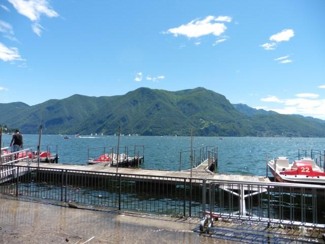 盧加諾湖 Lake Lugano