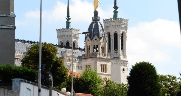 里昂 富維耶聖母院