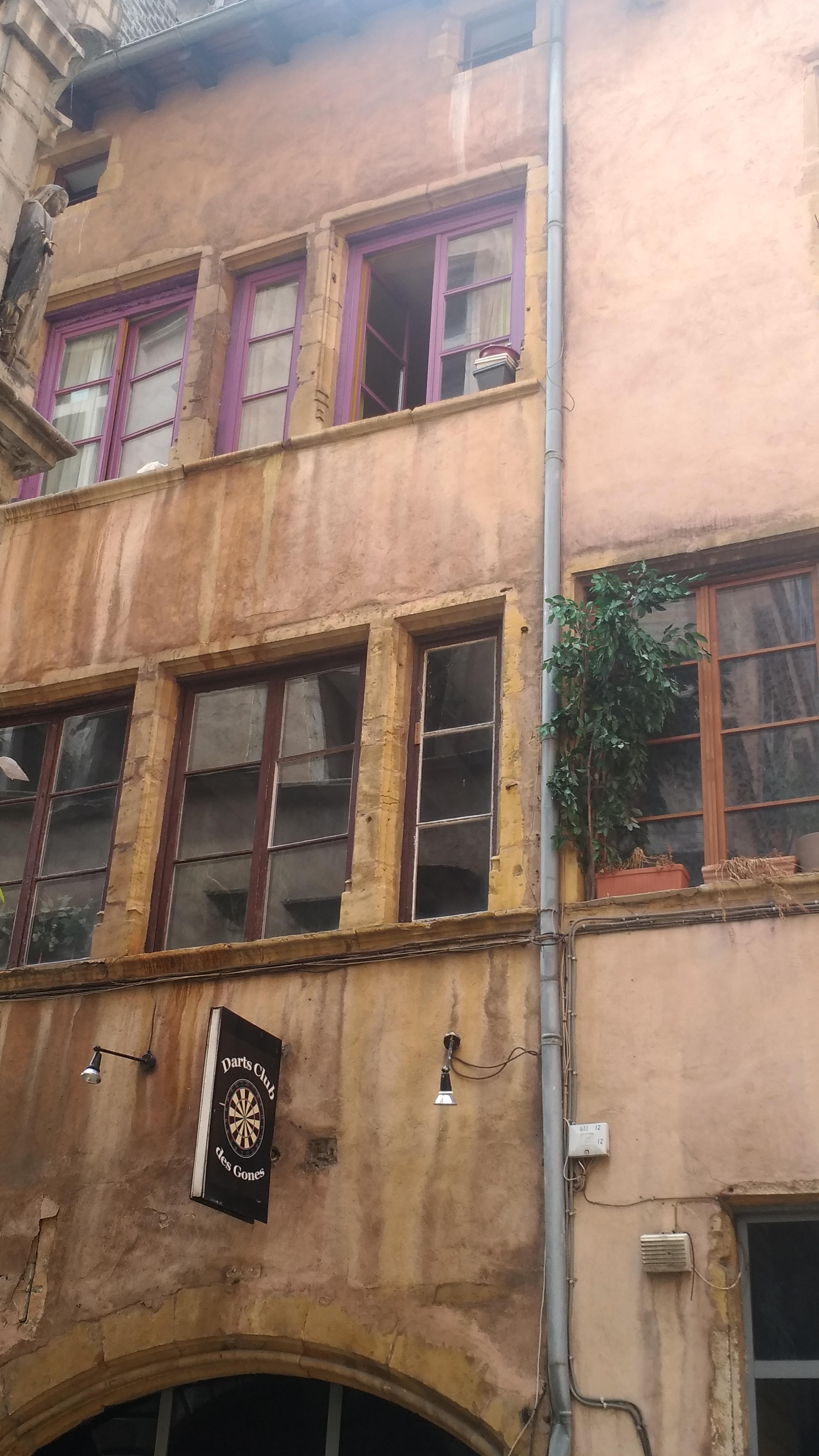 里昂 舊城區