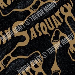 Trevor Moody Prints Sasquatch