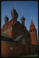 The Church of the Theophany of Our Lord, Photographer William C. Brumfield