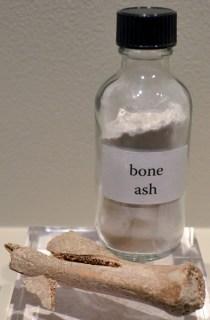 Bone china recipe (ox bone and bone ash)