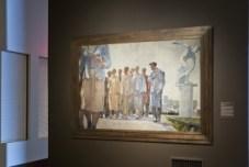Aleksandr-Aleksandrovich-Deineka-Study-for-a-Mural-1930s-Oil-on-Canvas-300x200