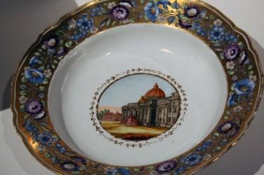 Plate, Cabinet Service, 1795.