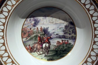 Bowl, Orlov Service, c. 1763