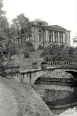 William C. Brumfield. Pavlovsk Palace. Park Façade.. 1997. Photograph.