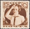 15th Anniversary of Stalin Constitution (1952) Activities of Young Pioneers (1948) Pioneers (1953) Unveiling of Monument to Pavlik Morozov, Pioneer (1950) Good Deeds of Pioneers (1936)