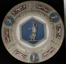 Plate, Raphael Service, late 19th century