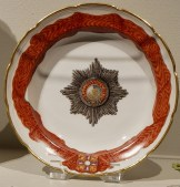 Plate of the Order of St. Andrew the First-Called, 1777-1780.