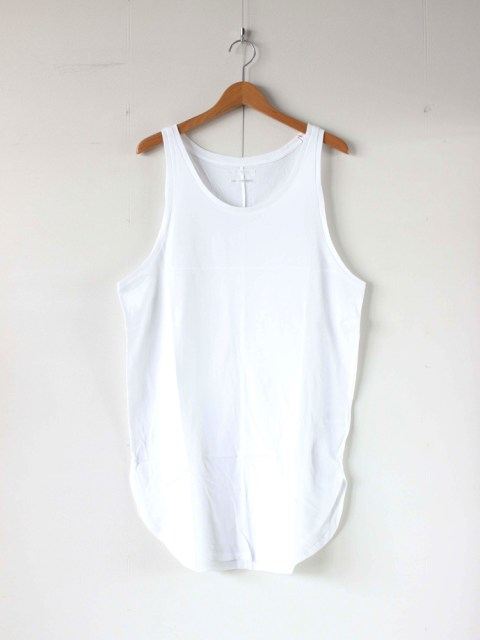 LONG LENGTH TANK WHITE 1