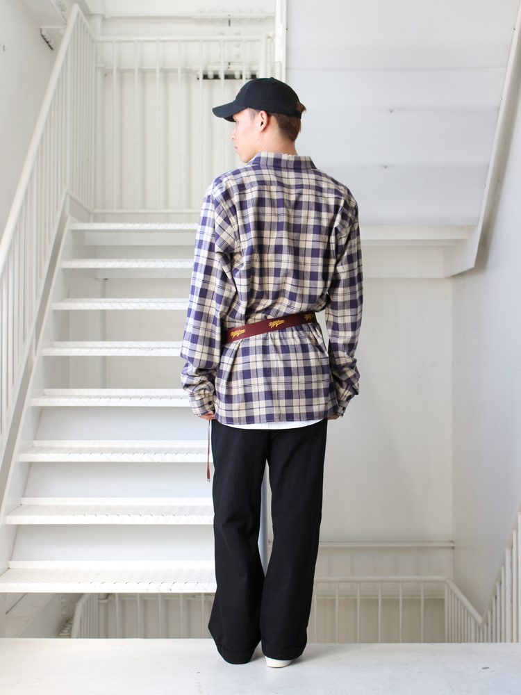 【tmp 2017SS Styling】 2017/5/28 [#112] SUB-AGE/bukht
