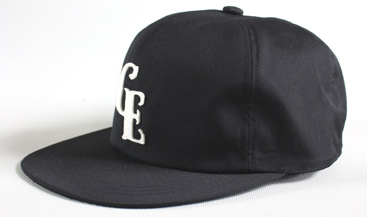 B.B CAP - FELT PATCH