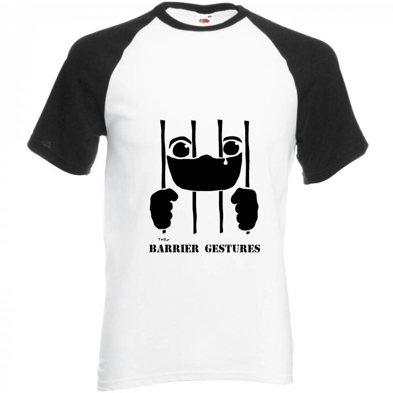 tee shirt Barrier Gestures -tmpx