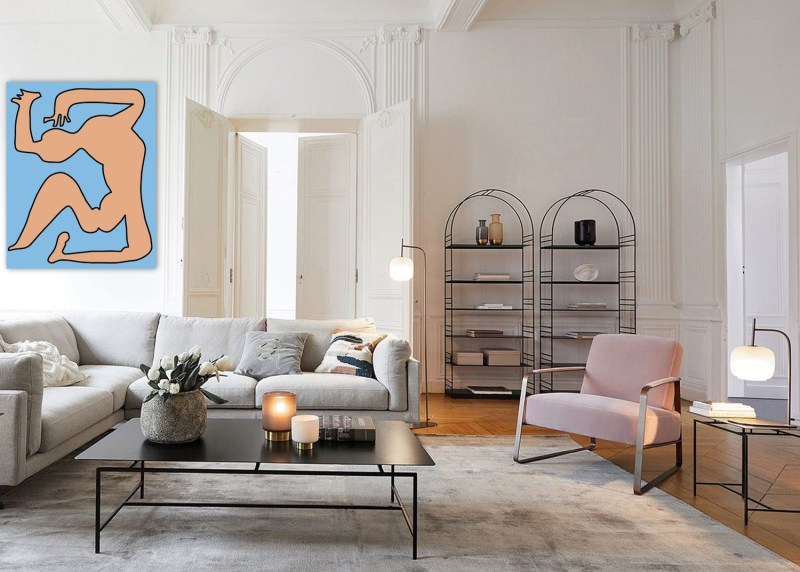 Break - originale - peinture néo expressionnisme - tmpx