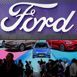 Ford Turns China Business