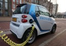 Shenzhen Goes for Electric Taxis to Cut Carbon Emissions