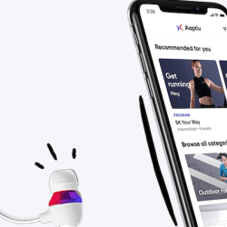 Aaptiv Coach AI Gets Ready to Flex Muscles