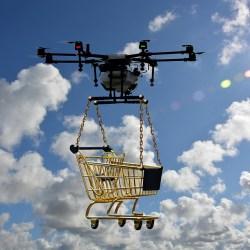 Drone Pioneering Aerial Deliveries in Healthcare Industry