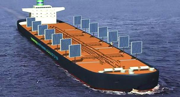 Renewable Energy Propulsion For Marine Vessels Market will Reflect  Significant Growth Prospects during 2017-2025 - TMR Blog