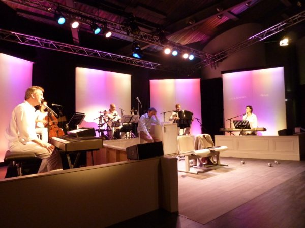 TheaterMakers Radio Kootwijk Dag en Nacht VMS theater