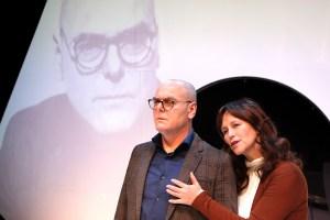 Mindlab-9_TheaterMakers Radio Kootwijk _Pieter van der Sman en Loulou Rhemrev (c)Bart Verhoeven