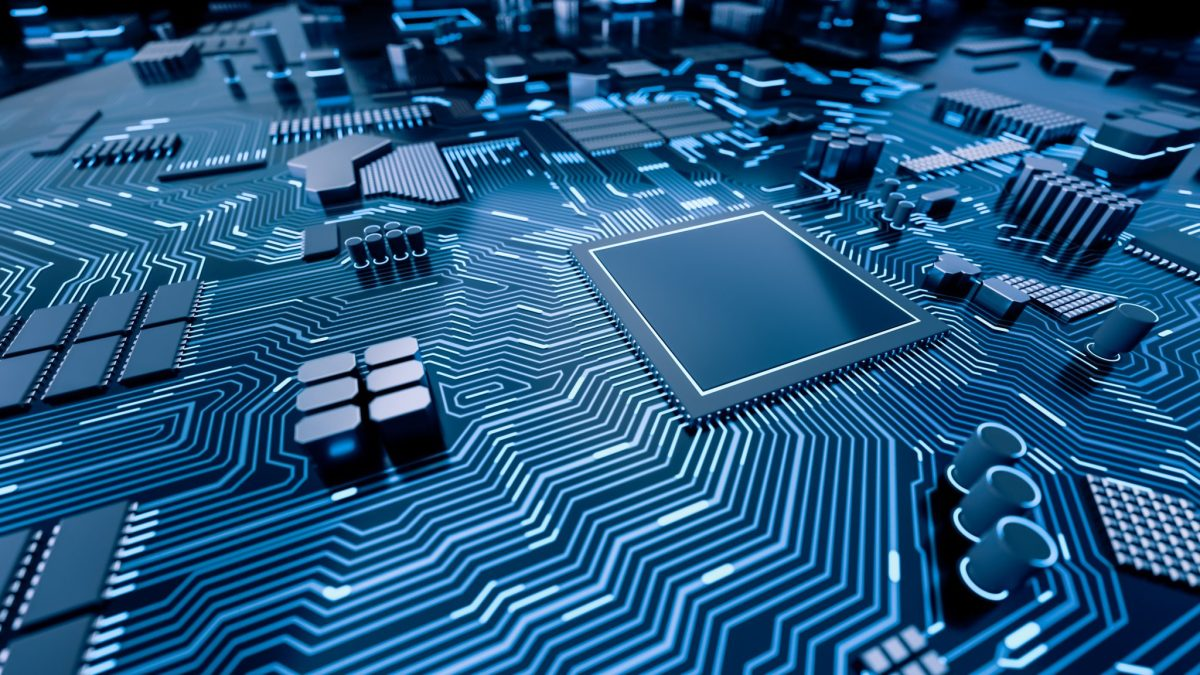 Developing Compact, Scalable, and More Efficient 3-D Microchips
