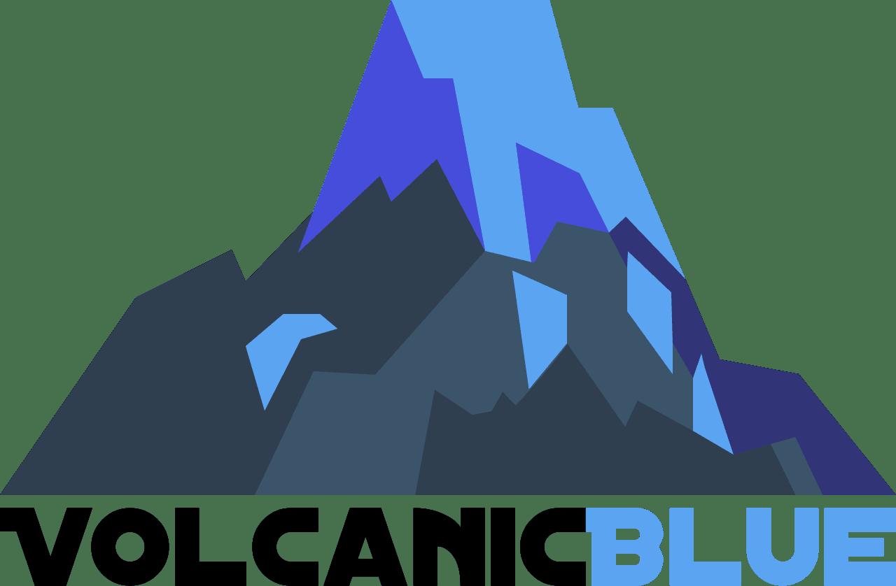 Volcanicblue UG Logo