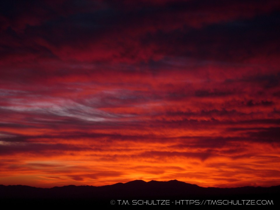 Red Dawn by T.M. Schultze