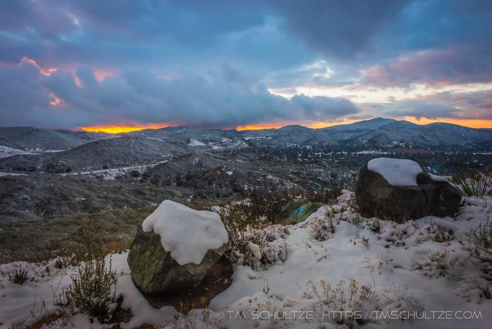 Snowbound by T.M. Schultze